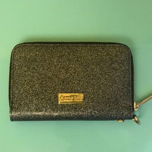 Deux lux glitter wallet